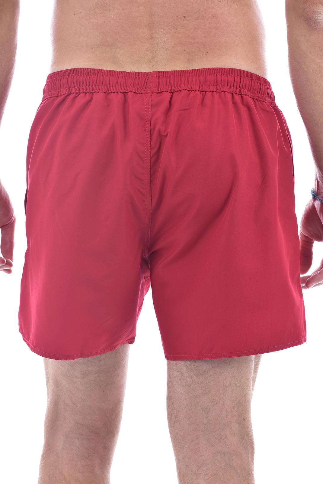 Shorts de bain  Emporio armani 211740 0P427 00173 RUBY RED