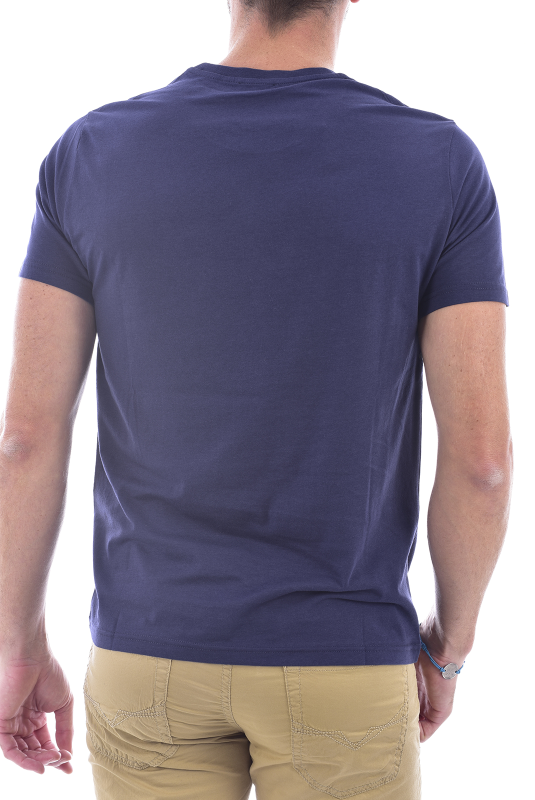 T-S manches courtes  Emporio armani 211818 0P460 06935 BLU NAVY