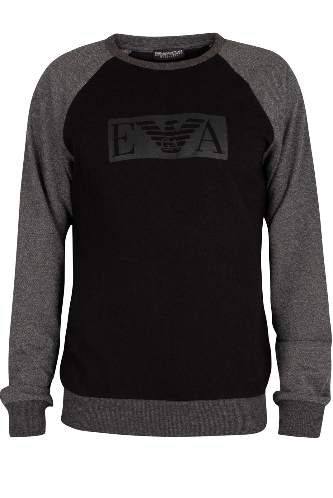 Sweatshirts  Emporio armani 111062 0A566 00020 NERO