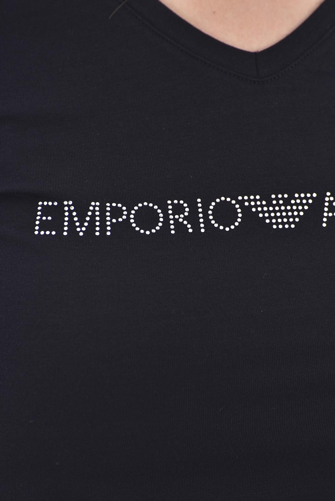 Tee shirt  Emporio armani 163321 0A263 020 BLACK