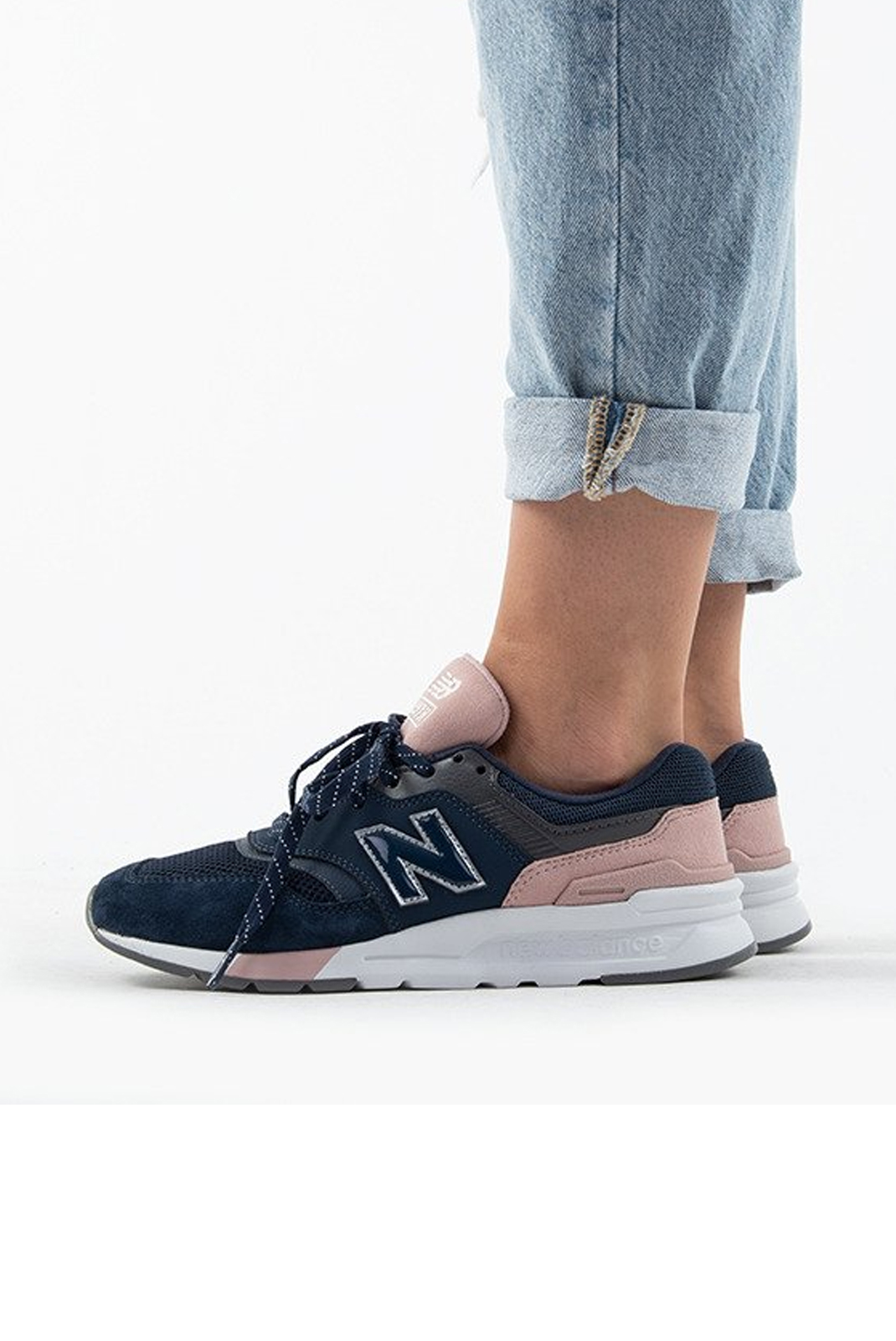 Baskets / Sneakers  New balance CW997HYA YA bleu rose