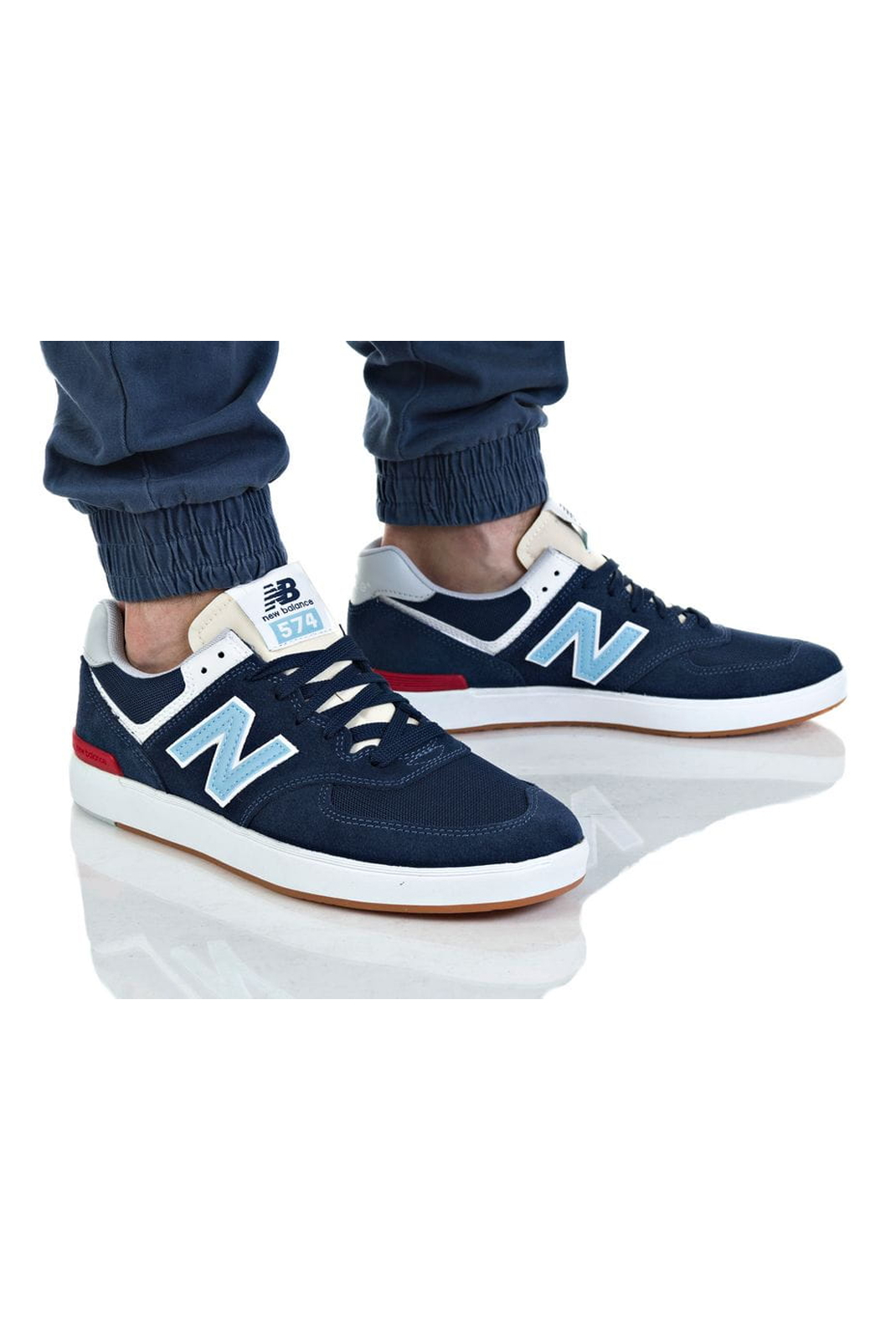 Baskets / Sport  New balance AM574PNR NR bleu