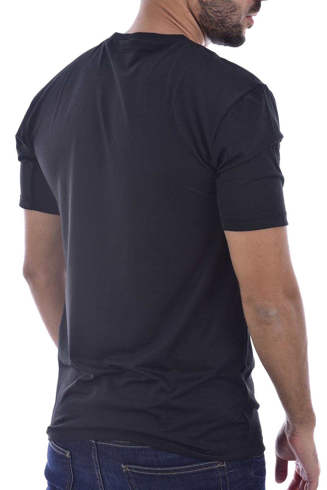 T-S manches courtes  Guess jeans U0BA40 MC031 JBLK