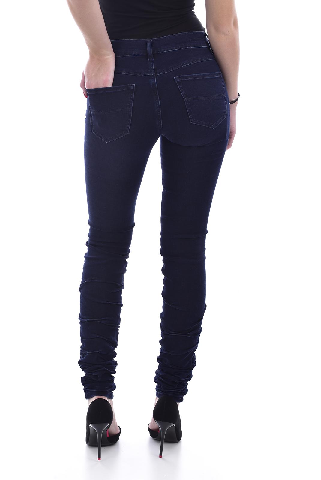 Jeans   Diesel PLIXEE 084KE bleu