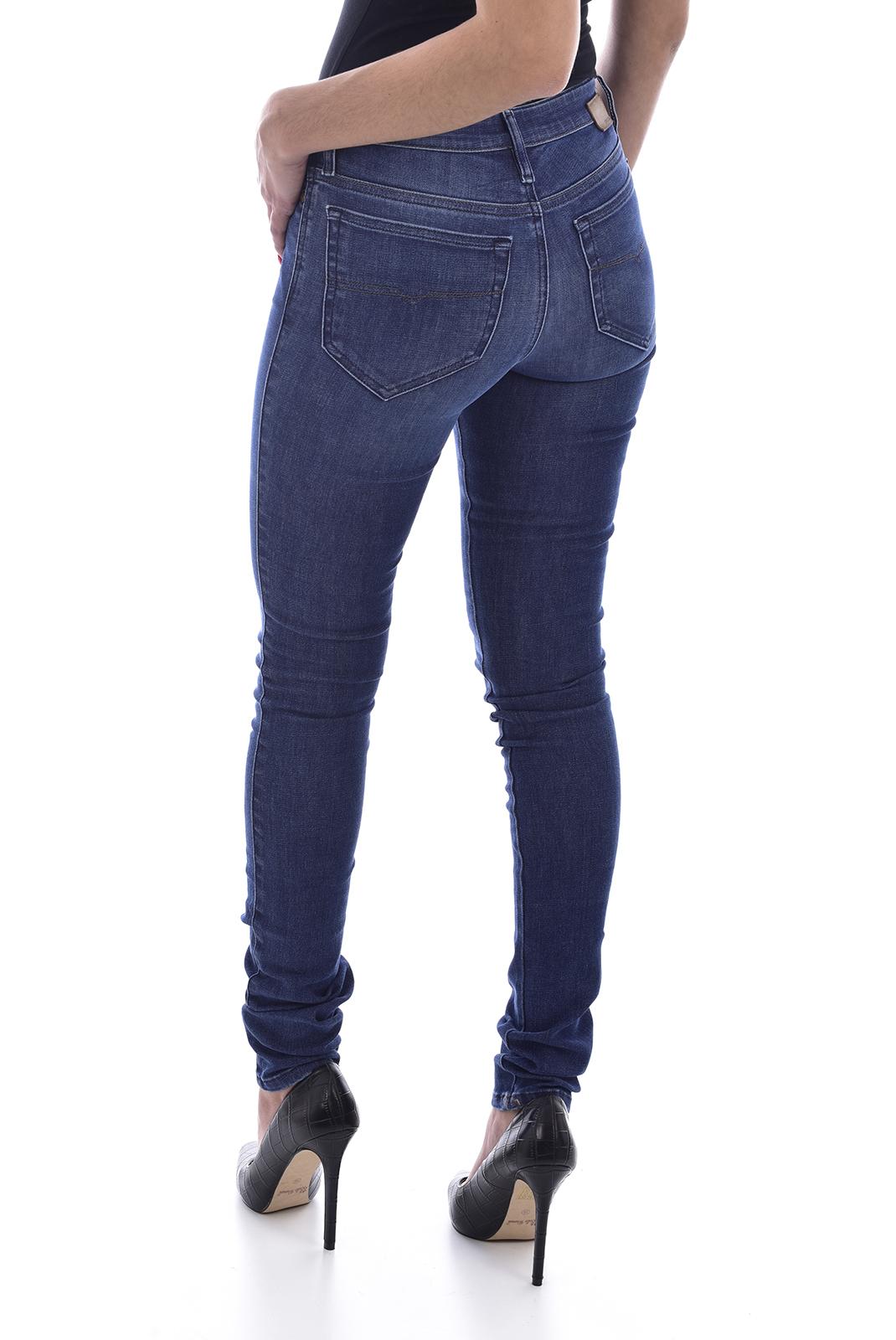 Jeans   Diesel SKINZEE 0848L bleu