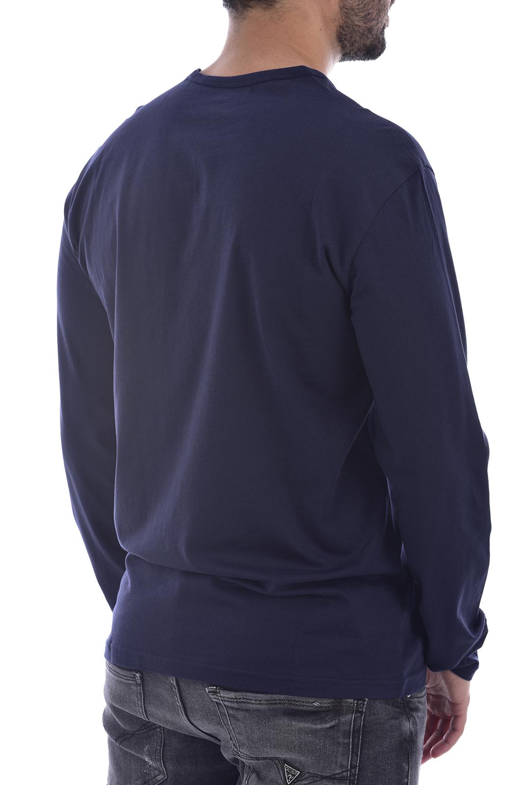 Tee-shirts  Emporio armani 111653 0A722 00135 BLUE