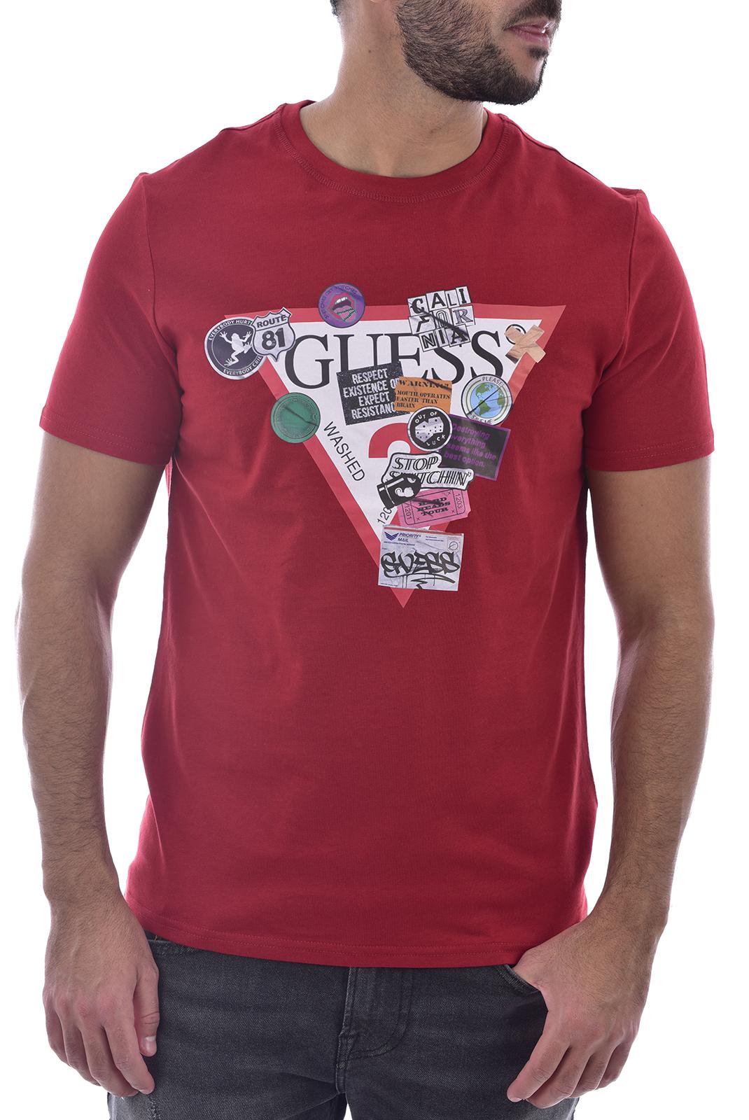 T-S manches courtes  Guess jeans M0BI70 I3Z00 G5L7