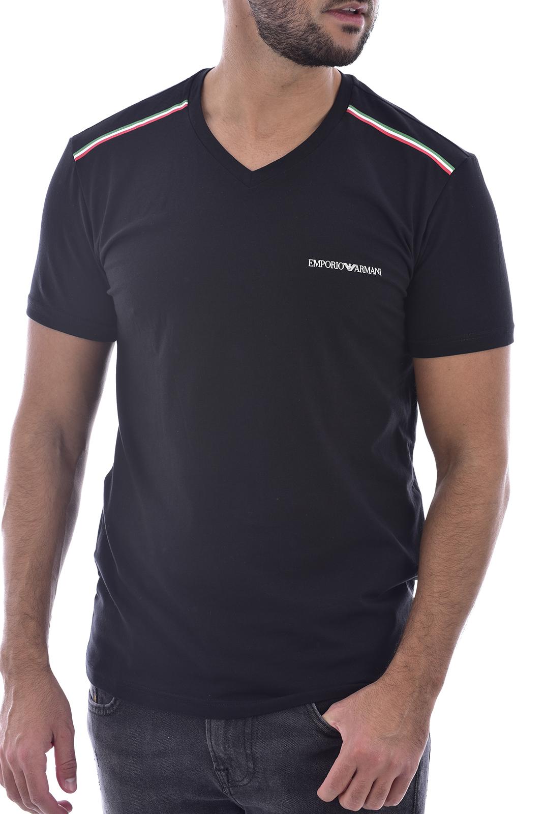 T-S manches courtes  Emporio armani 111556 0A510 020 BLACK