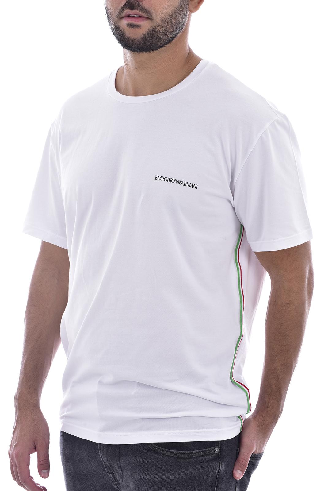 T-S manches courtes  Emporio armani 110853 0A510 010 WHITE