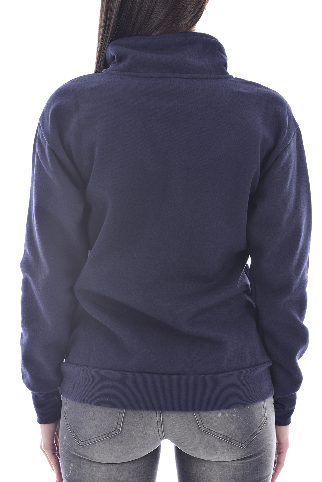 Sweat / sweat zippé  Emporio armani 164385 0A250 637 BLUE