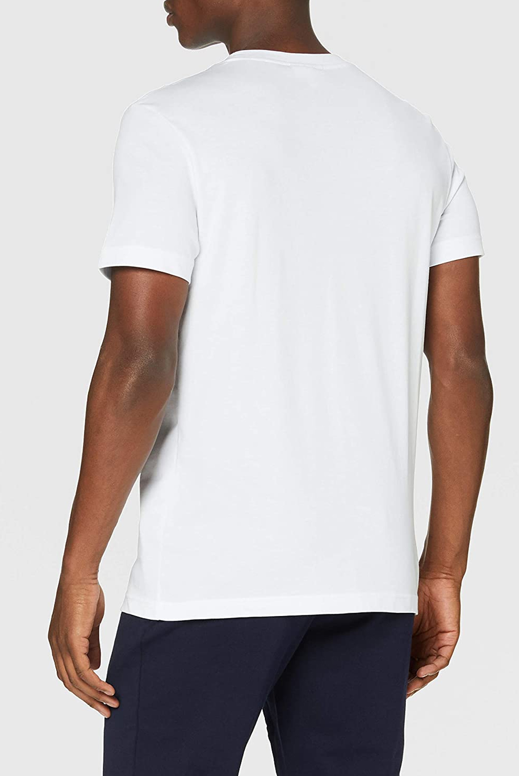 T-S manches courtes  Lacoste TH7222 00 001 WHITE