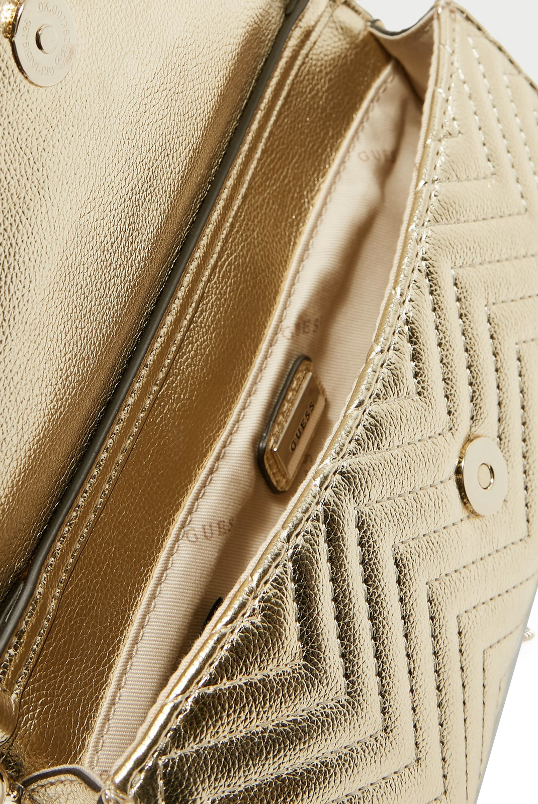 Pochettes  Guess jeans HWMQ75 87710 GOLD