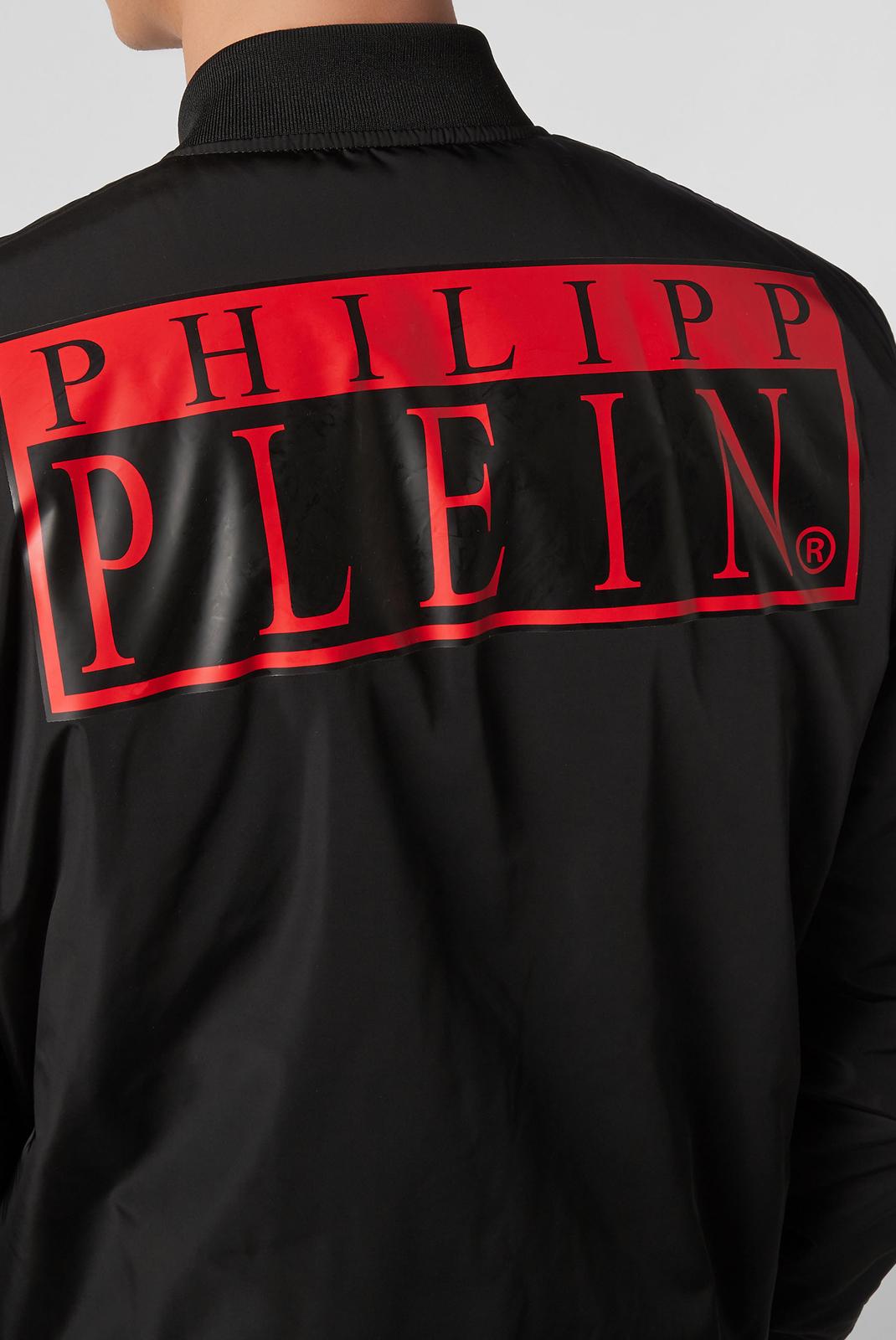 Blousons / doudounes  Philipp plein MRB1550 0213 BLACK/RED