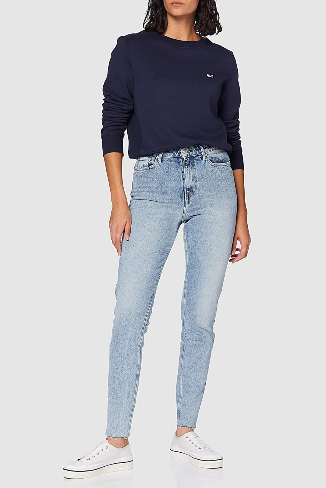 Jeans droit  Tommy Hilfiger WW0WW27239 1AC