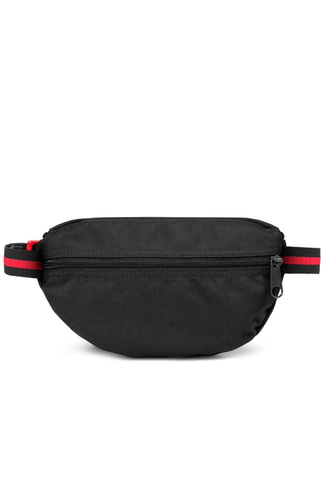Sac porté épaule  Eastpak EK074A11 noir multi rouge