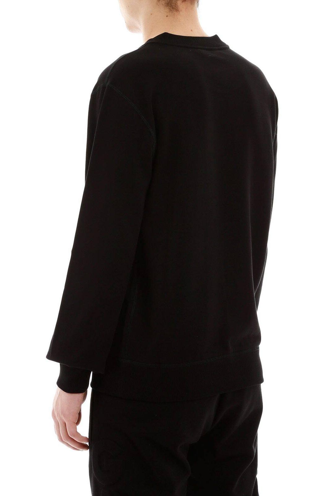 Sweatshirts  Dolce&Gabbana G9PD3T N0000 noir