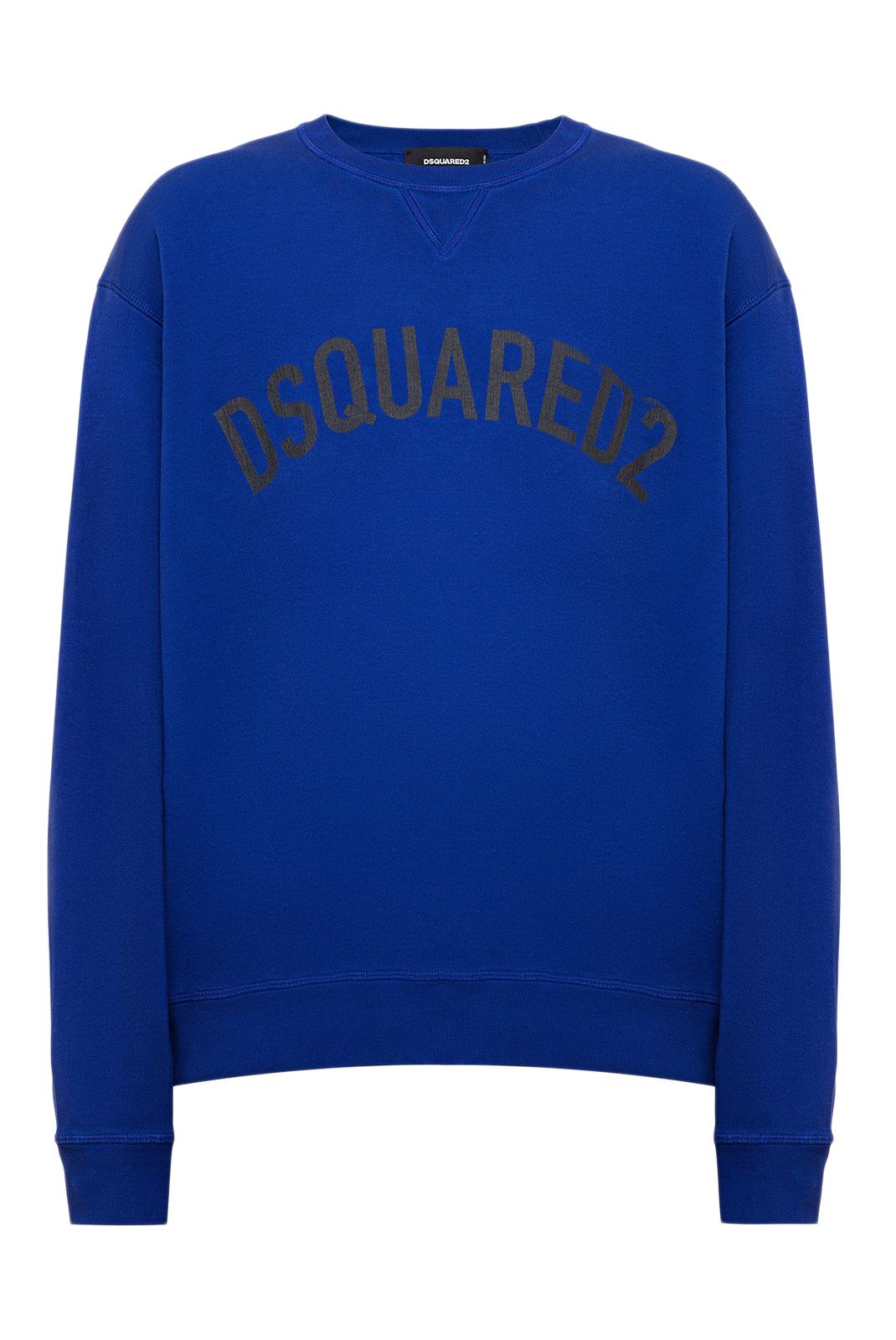 Sweatshirts  Dsquared2 S71GU0294 485 bleu