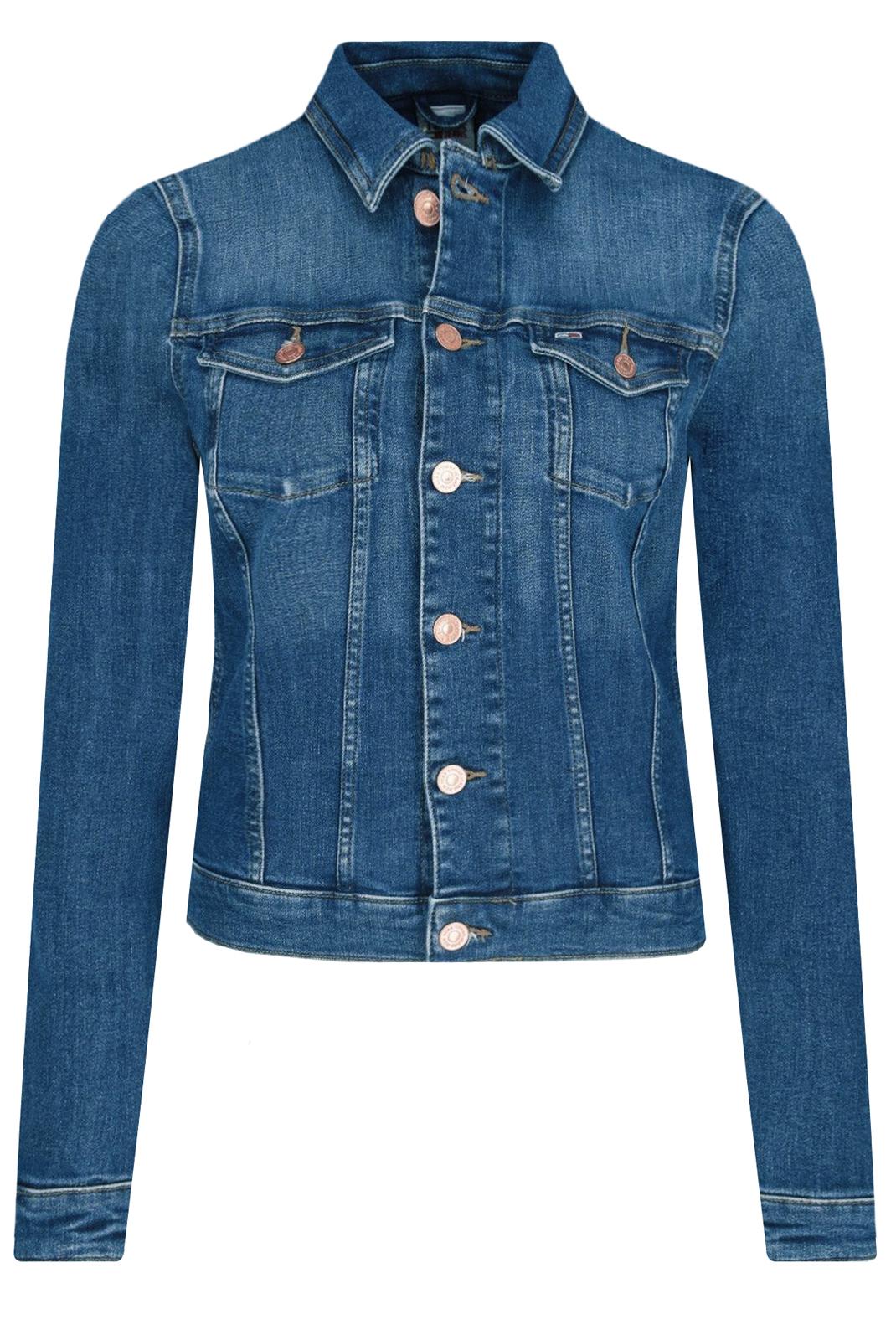 Blouson / doudoune  Tommy Jeans DW0DW09057 1BJ bleu