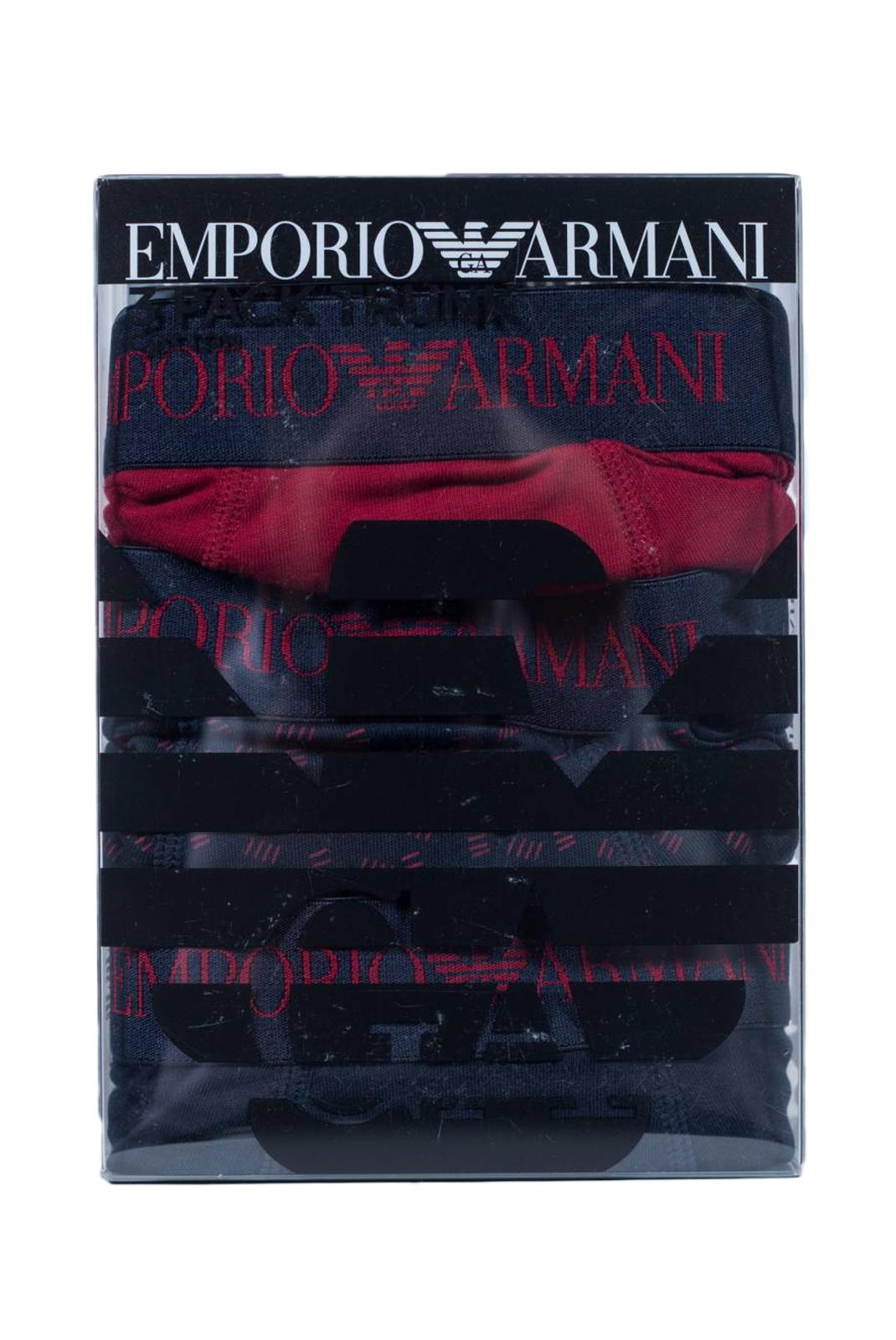 Slips-Caleçons  Emporio armani 111625 0A722 19875 PORPORA/MAR ST/MARIN